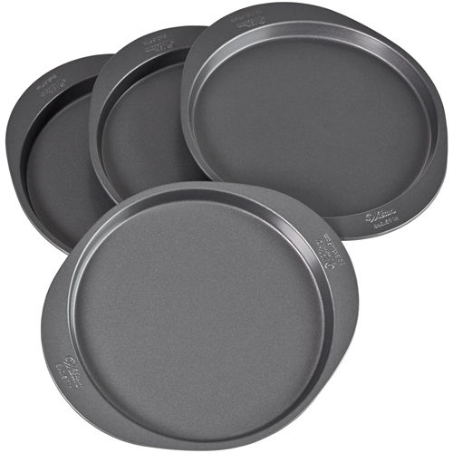 "Wilton ""Round Cake Pan Easy Layers"" 4er"