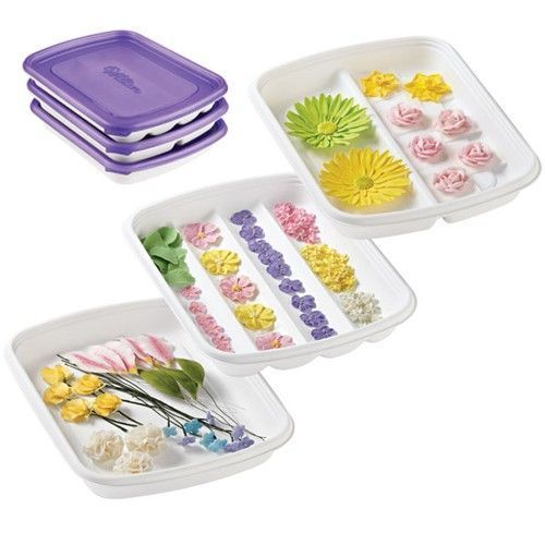 "Wilton ""Form-N-Save Flower Storage Set"""
