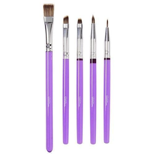 "Wilton ""Decorating Brush Set 5tlg."""