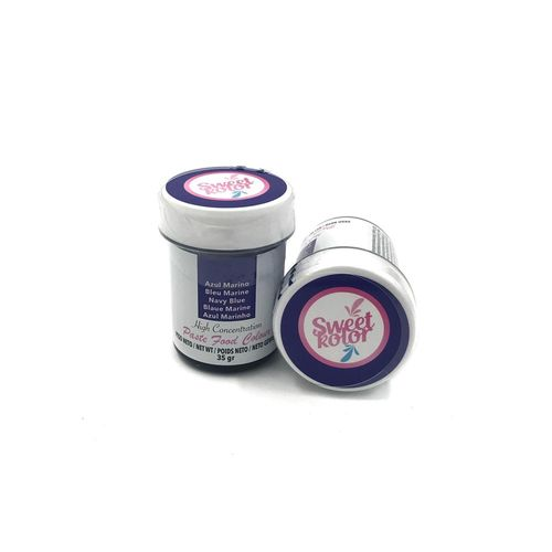 "Sweetkolor Pastenfarbe ""Navy Blue"" 35g"