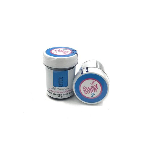 "Sweetkolor Pastenfarbe ""Blue"" 35g"