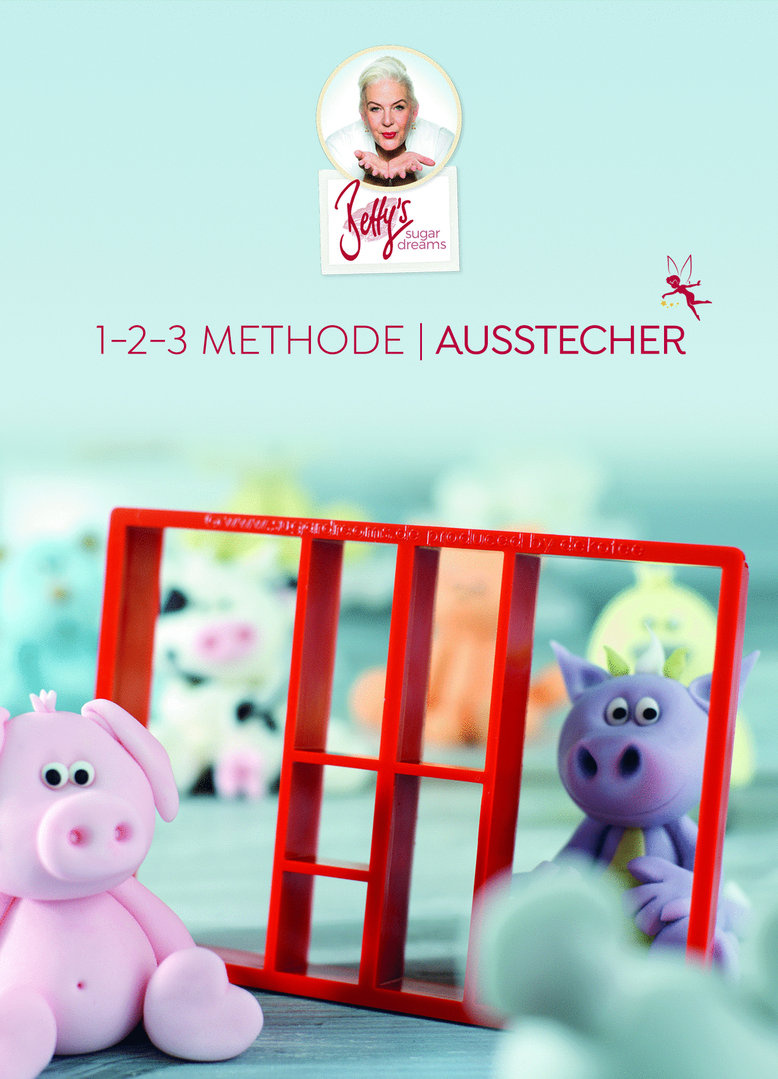 "Betty Ausstecher ""1-2-3 Methode"""